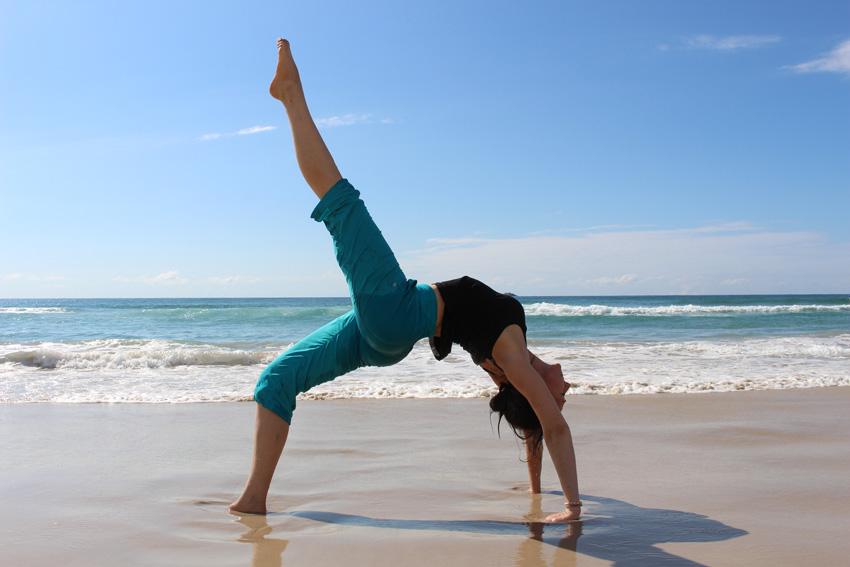 Byron Bay yoga