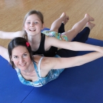 yoga manta ray